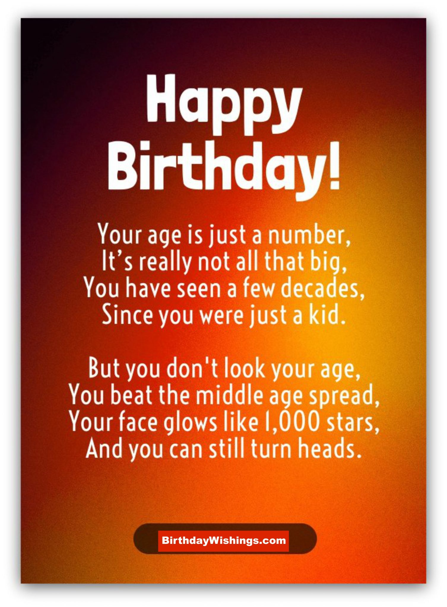 Special Birthday Poem - BirthdayWishings.com
