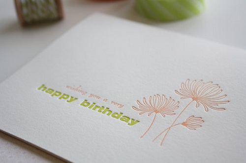 21 Most Beautiful Handmade Greeting Cards