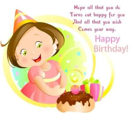 Top Cute Birthday Wishes Messages With Images