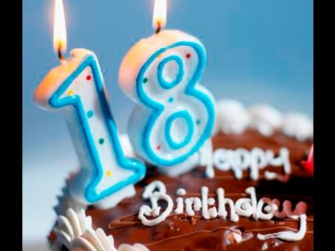 Special Birthday Wishes For 18 Years Old Boygirl 18th Birthday Wishes