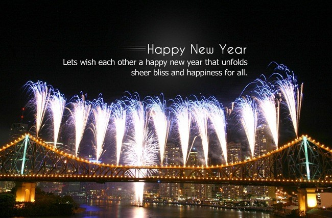 New Year Wishes for your Friends