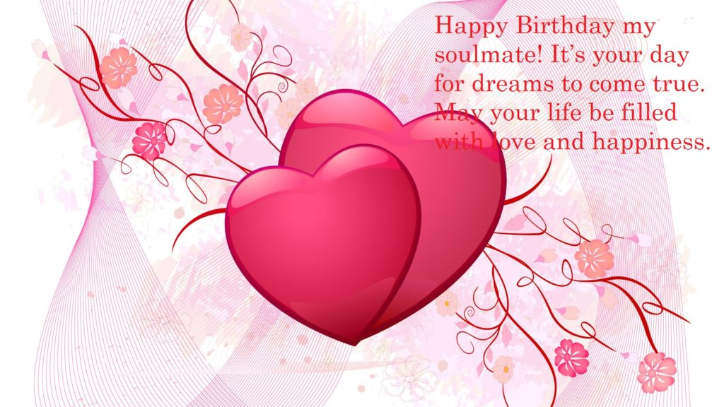Romantic Birthday Wishes For Your Wife Birthday Wishings